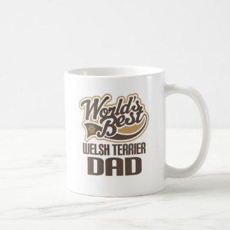 Vati Walisers Terrier (Welten am besten) Kaffeetasse