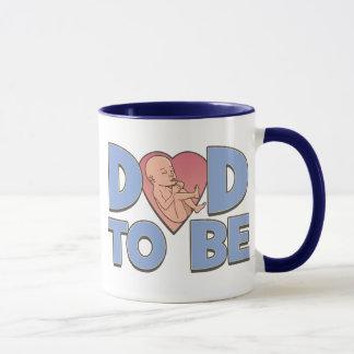 Vati, zum Mutterschafts zu sein Tasse