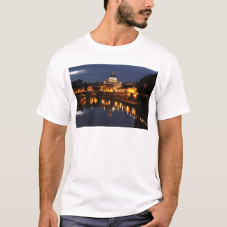 Vatikan nachts T-Shirt