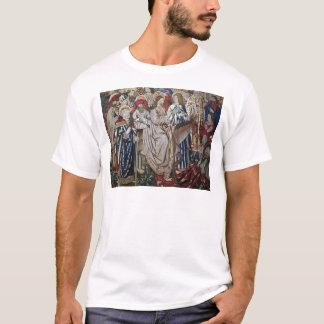 Vatikan-Tapisserie T-Shirt