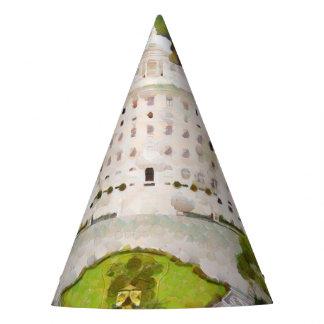 Vatikanmalen Partyhütchen