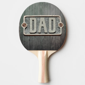 VATImetallplattenKlingeln pong Paddel Tischtennis Schläger