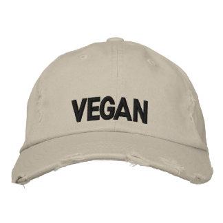 Vegan Bestickte Caps