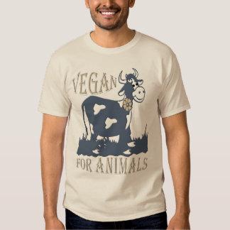 VEGAN FOR ANIMALS - 01m Hemden
