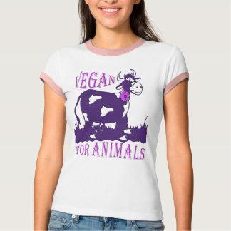 VEGAN FOR ANIMALS - 01w Shirt