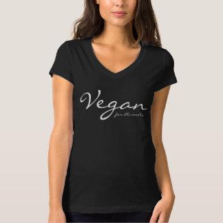 VEGAN for Animals - 03w Hemden