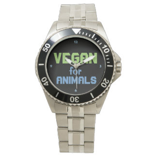 Vegan for Animals - W05 Uhr