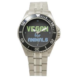 Vegan for Animals - W05 Uhr