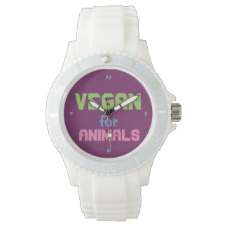 Vegan for Animals - W06 Handuhr
