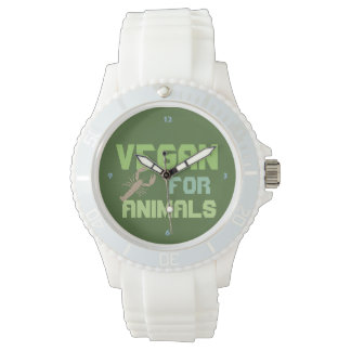 Vegan for Animals - W07 Uhren