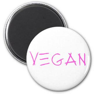 Vegan Kühlschrankmagnet