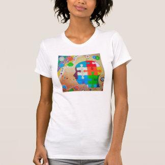 Vegan Puzzle T-Shirt