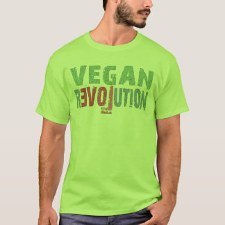 VEGAN rEVOLution -..- T-Shirt