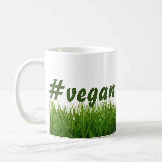 #vegan Tasse