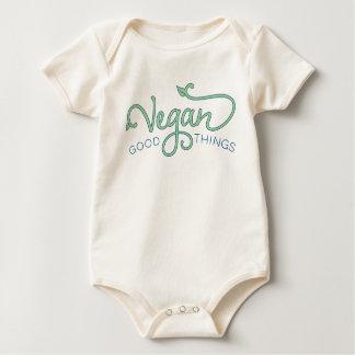 Vegane gute Sachen - Baby-Pullover Baby Strampler