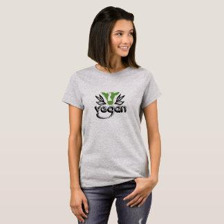 Vegane Kuh T-Shirt