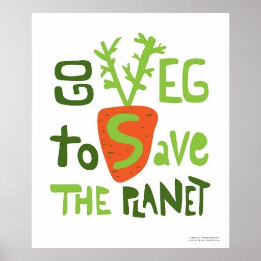 Vegane Slogan-Hand schriftliches Gekritzel-Plakat