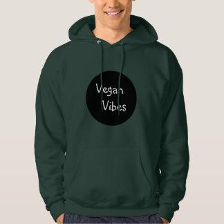 Vegane Vibes-Nahrung Hoodie
