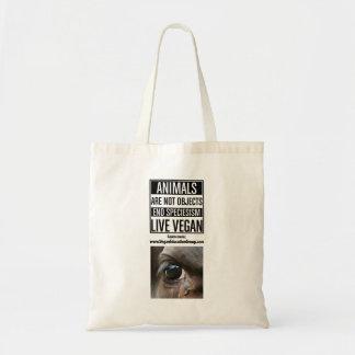 Vegane vielseitige Taschentasche Tragetasche