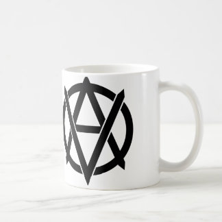 Veganer Aktivismus Kaffeetasse