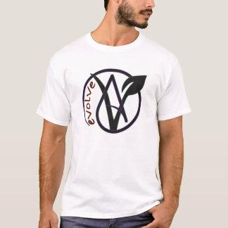 """Veganer Atheist """"entwickeln"""" T - Shirt"""