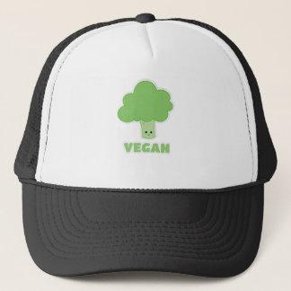 Veganer Brokkoli Truckerkappe