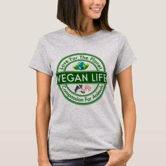 Veganer Leben-T - Shirt