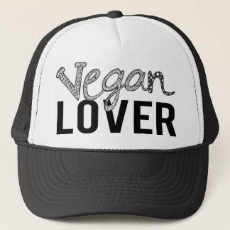 Veganer Liebhaber Truckerkappe