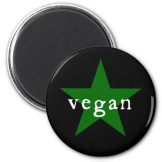 Veganer Magnet Kühlschrankmagnete