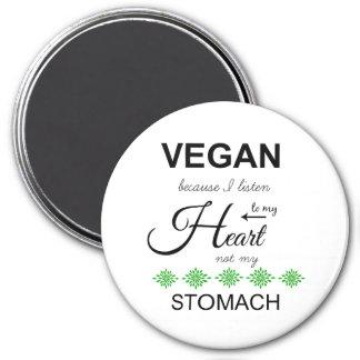 Veganer Magnet Magnete
