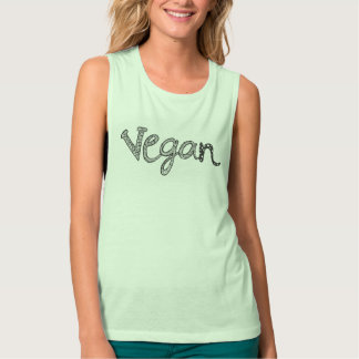 Veganer Zen. Tank Top