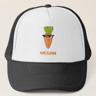"Veganes ""Abkommen mit ihm"" Karotte Truckerkappe"