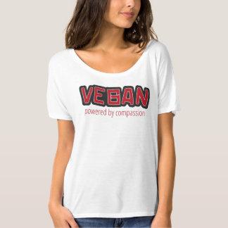 Veganes angetrieben durch Mitleid T-Shirt