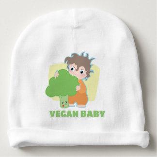 Veganes Baby Babymütze