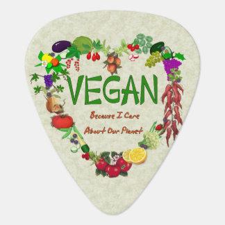 Veganes Herz Plektron