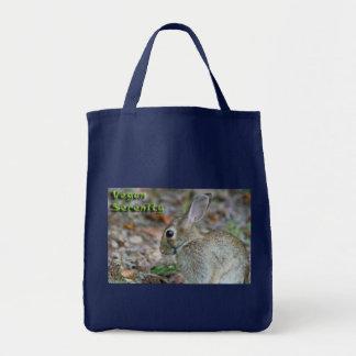 Veganes Serenity-Häschen Einkaufstasche
