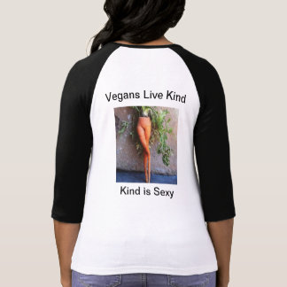 Veganes sexy T-Shirt