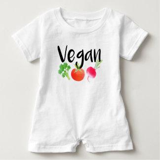 """Veganes"" Veggiesbaby Baby Strampler"