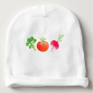 Veganes Veggiesbaby Babymütze