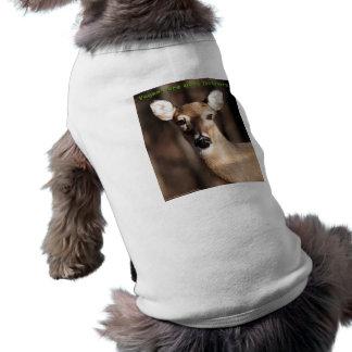 Vegans sind gute Zuhörer-Geschenke u. Kleid Shirt