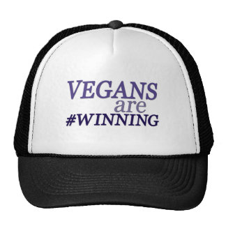 Vegans #Winning Cap