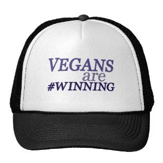 Vegans Winning Retrokultkappe