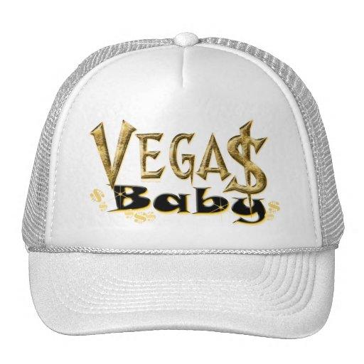 Vegas-Baby-Hut Truckerkappen