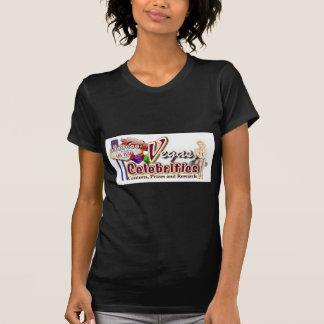 Vegas-Berühmtensoziale Gruppe Banner.jpg T-Shirt