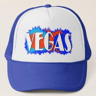 Vegas-LKW-Hut Truckerkappe