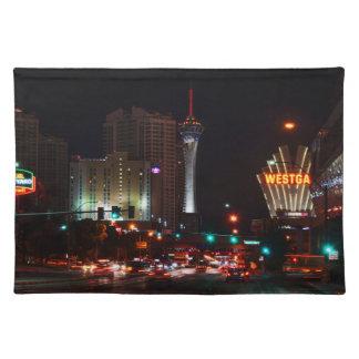 Vegas Paradise Road Tischset