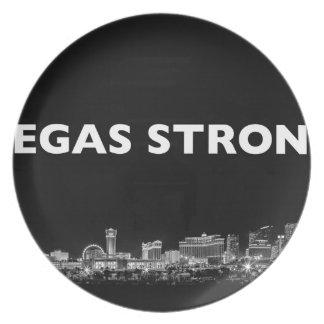 Vegas stark melaminteller