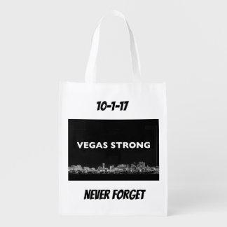 Vegas stark wiederverwendbare einkaufstasche