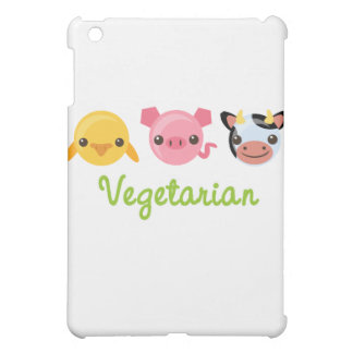Vegetarier iPad Mini Cover