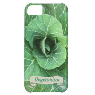 Vegetarier iPhone 5C Hülle